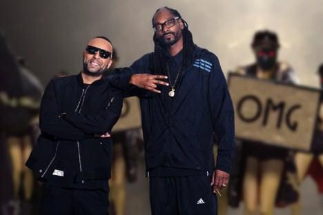 دانلود آهنگ OMG از آرش و Snoop Dogg