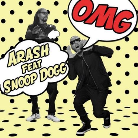 دانلود آهنگ جدید آرش و Snoop Dog به نام OMG (Mike Candi Remix)