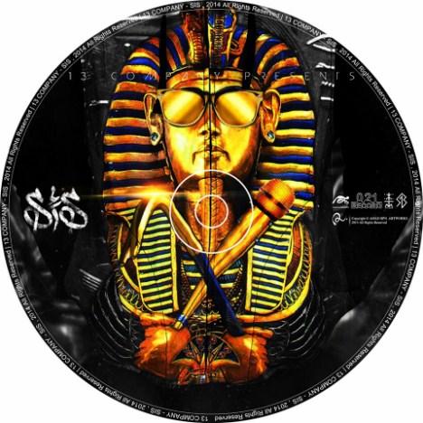 دانلود آلبوم جدید کمپانی 13 به نام سیس