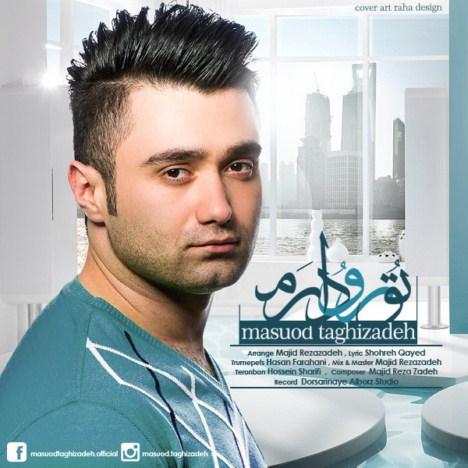 دانلود آهنگ جدید مسعود تقی زاده به نام تو رو دارم