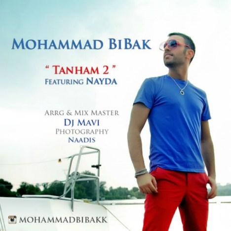 دانلود موزیک ویدئو جدید محمد بیباک به نام تنهام 2