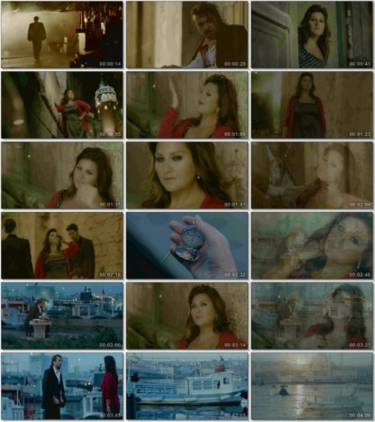 دانلود موزیک ویدئو جدید Sibel Can Ft Halil Sezai به نام Galata