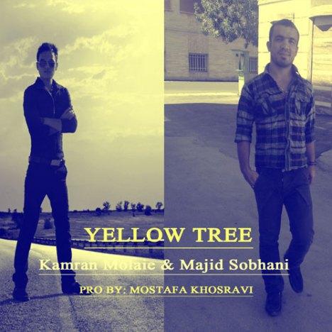 دانلود آهنگ جدید کامران مولایی و مجید سبحانی به نام Yellow Tree